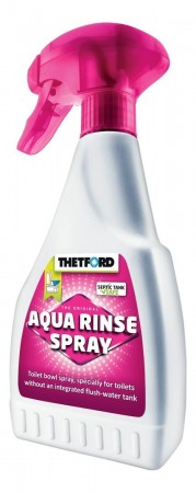 Sanitærveske Aqua Rinse spray 500ml